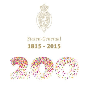 Staten-Generaal 1815 – 2015 - 200th anniversary