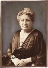 In 1883, the Supreme Court ruled that Aletta Jacobs was not permitted to vote because she was a woman.