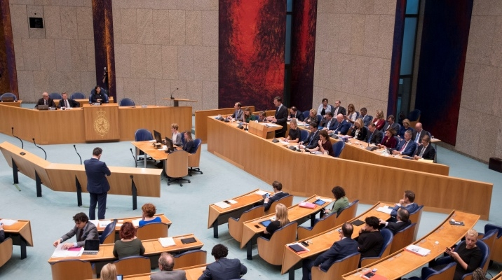 Debate on the new government's statement 2017
