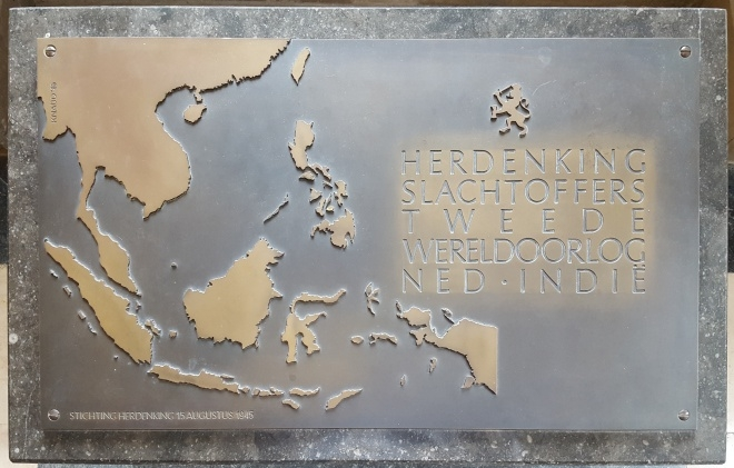 Dutch East Indies Plaque