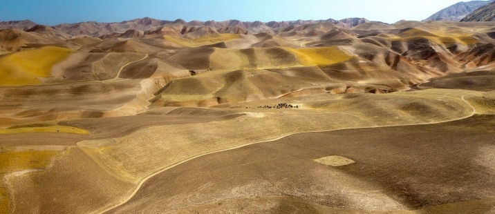 Landscape in Afghanistan. Photo: Ministry of Defense