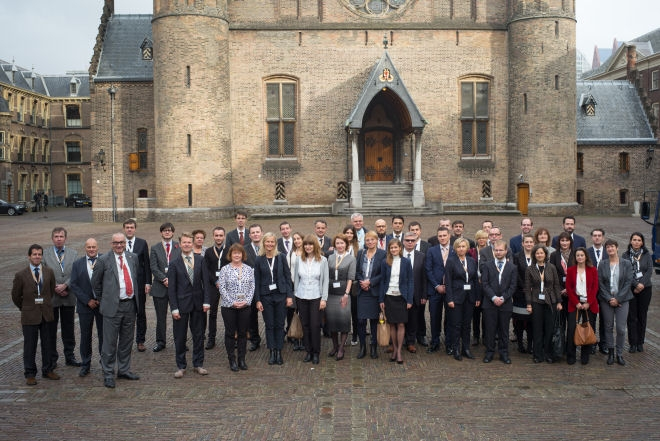 ECPRD in The Hague
