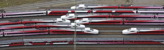 Fyra trains