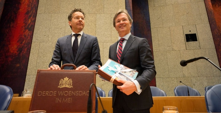 Dutch finance minister on Accountability Day