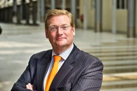 MP Ard van der Steur