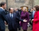 Visit French President Hollande